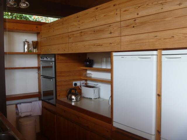 Anderton House kitchen area