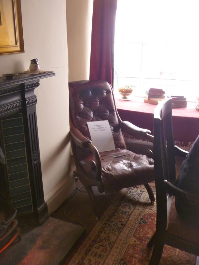CK's chair