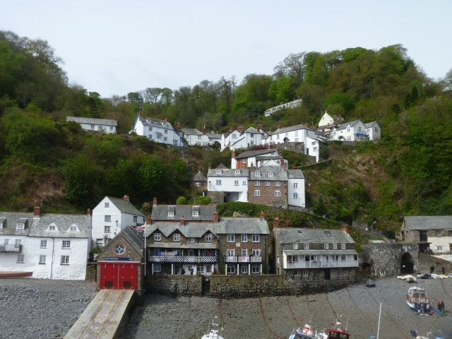 Clovelly and Lifeboat Station