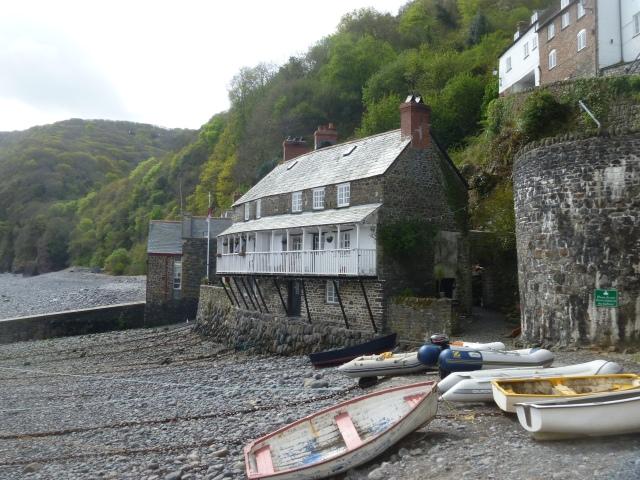 Crazy Kate's Cottage Clovelly