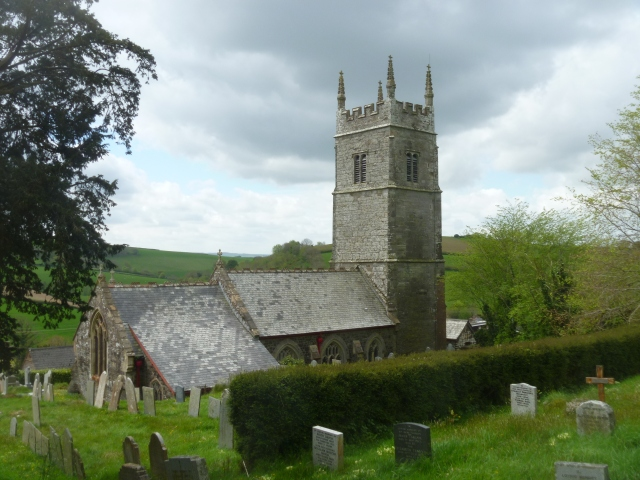 Goodleigh Church