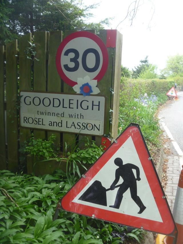 Goodleigh twinnings