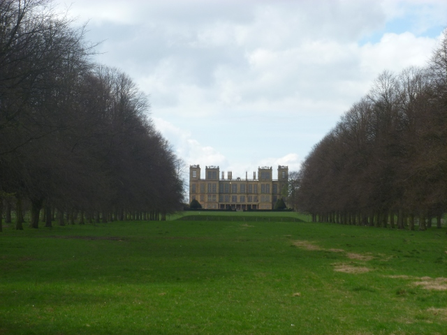 Hardwick Hall avenue