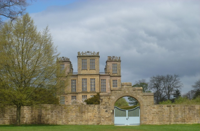 Hardwick Hall More Glass than Wall