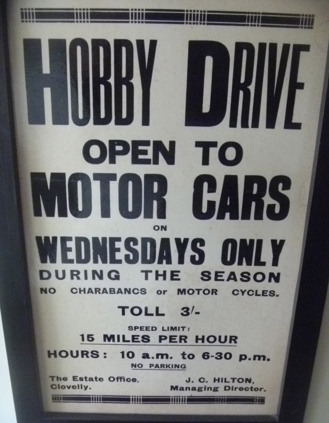 Hobby Drive poster