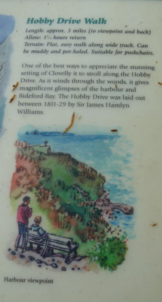 Hobby Drive Walk info