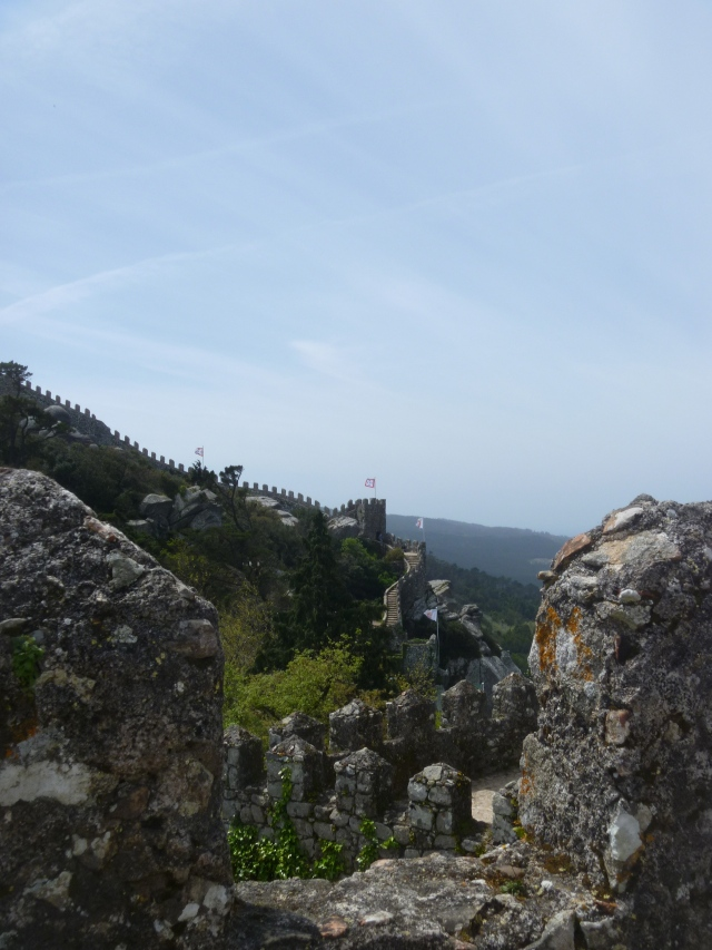 Moorish Ramparts