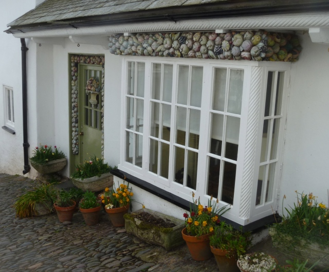 Oberammergau Cottage Clovelly