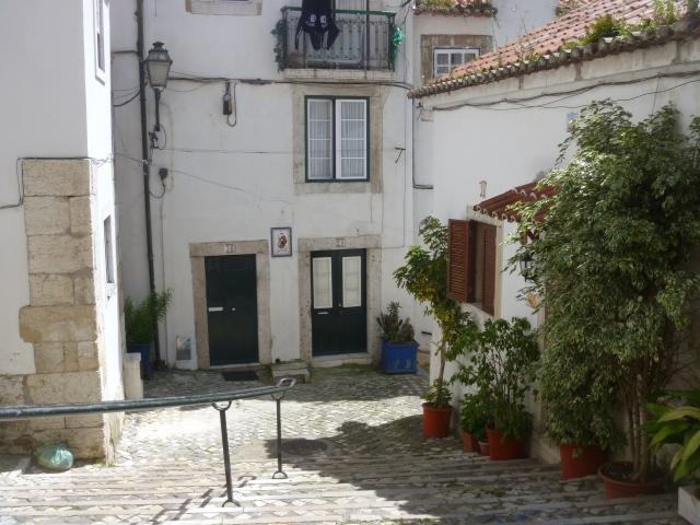Street in Alfama 2
