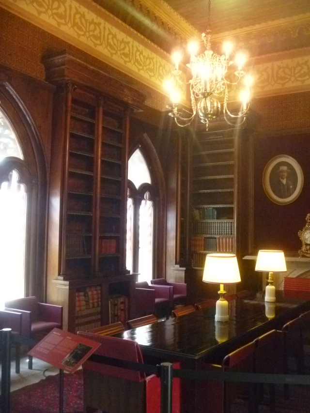 The library now