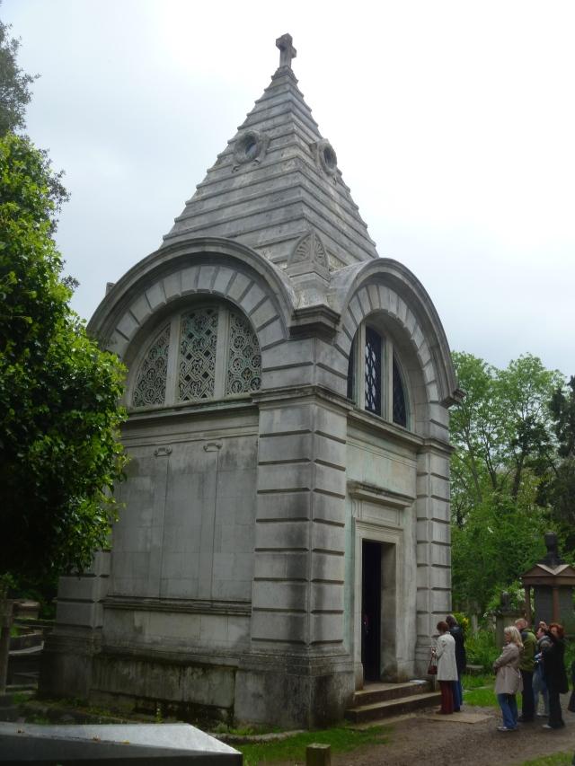 Mausoleum of Julius Beer