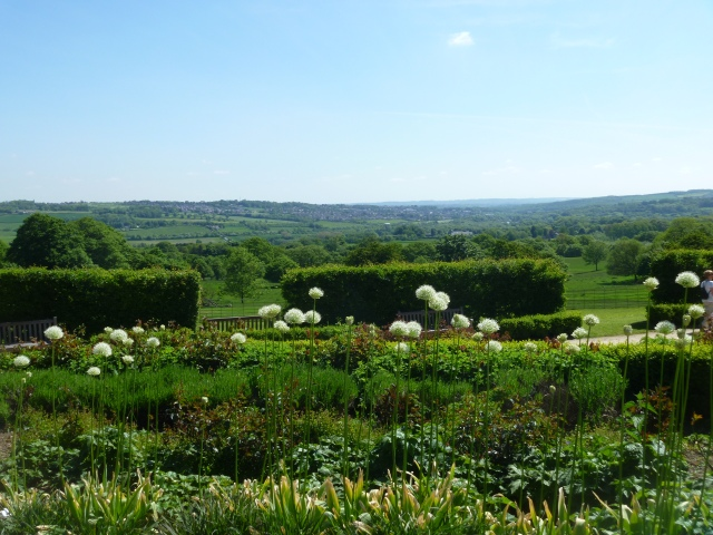 The View from Wentworth Castle