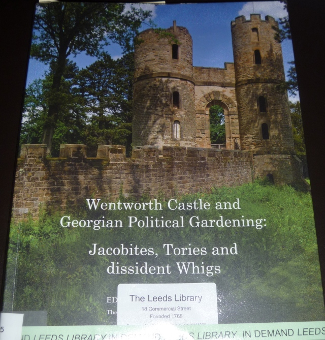 Wentworth Gardens Book