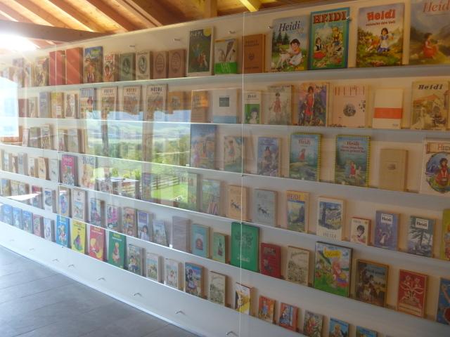 Heidi editions