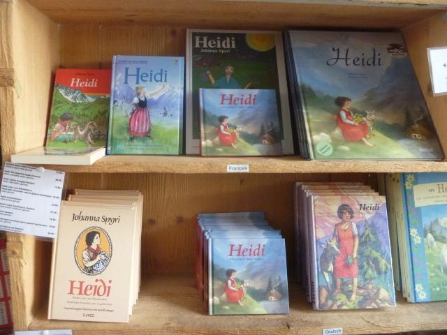 Heidis for sale