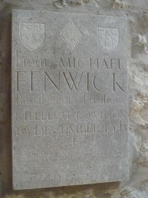 Michael Fenwick