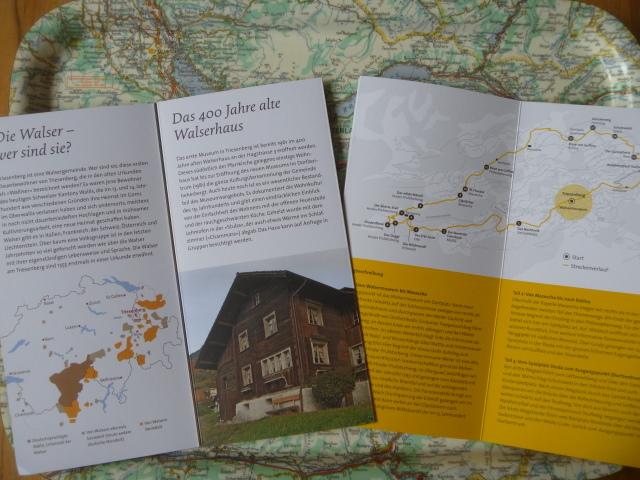Walser Leaflets