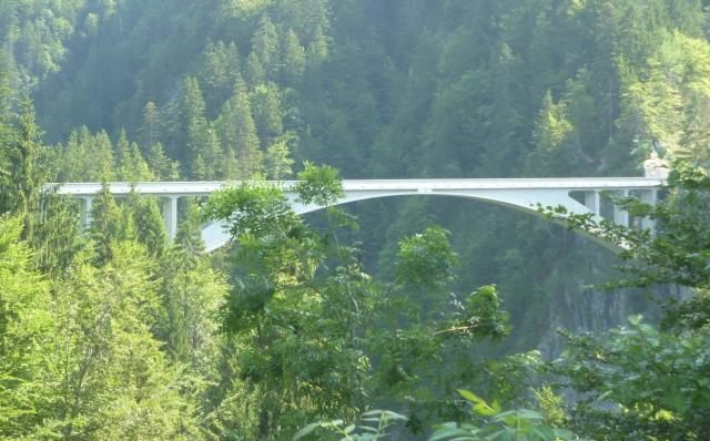 Salgina Tobel Brücke