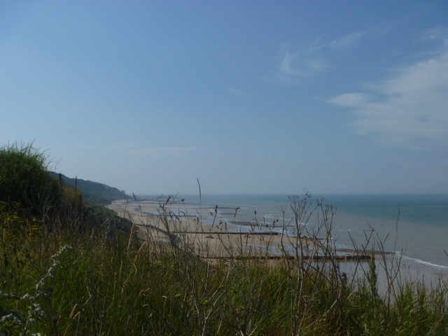 Beach at Overstrand