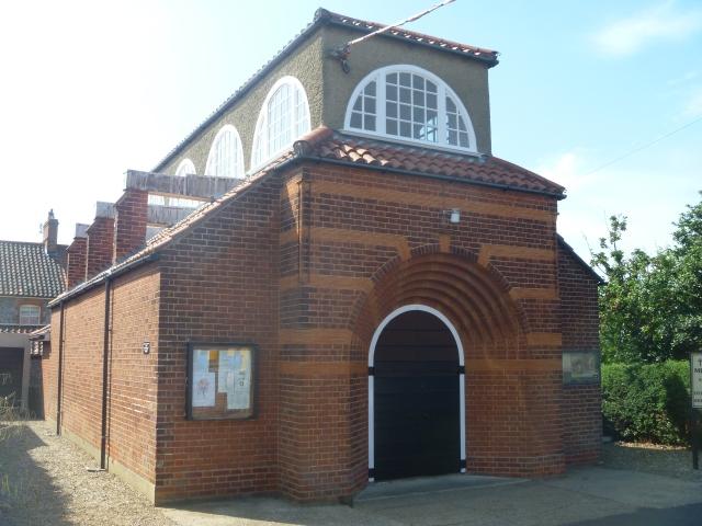 Lutyens church