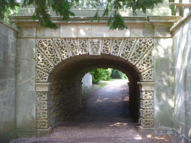 Dry Arch Bridge