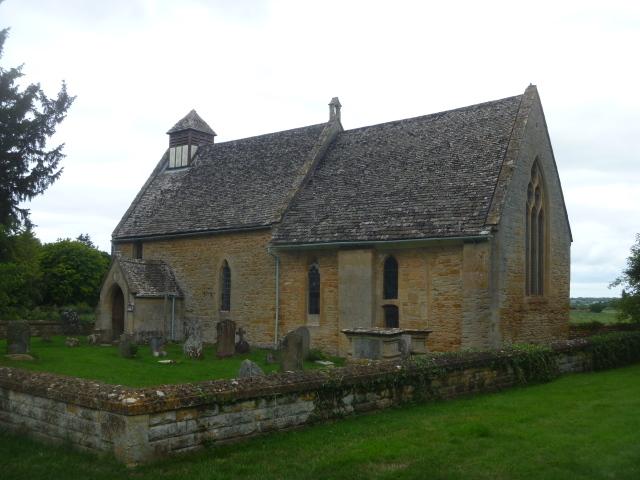 Hailes Church