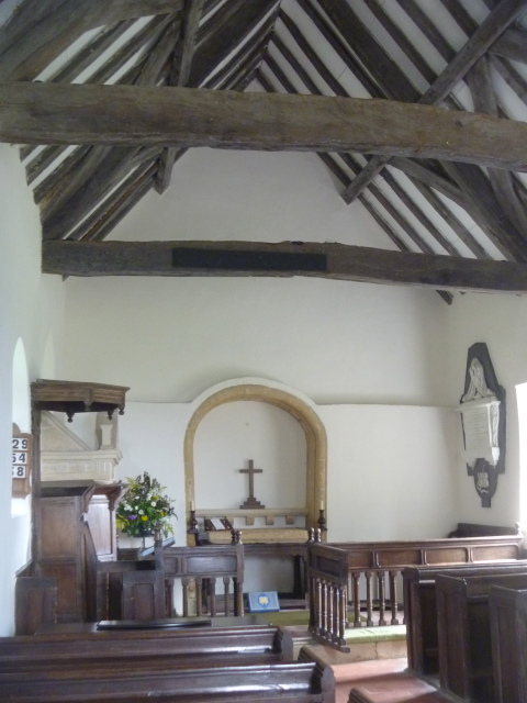 St Faith's interior