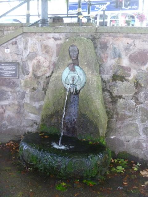 Safe Malvern water