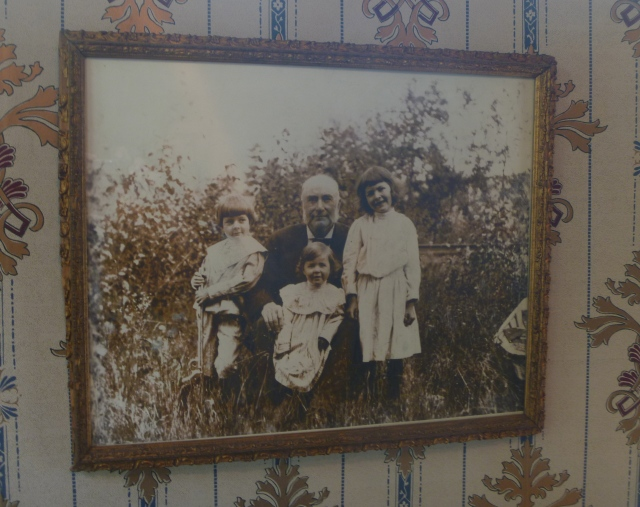 Hemingway family photo