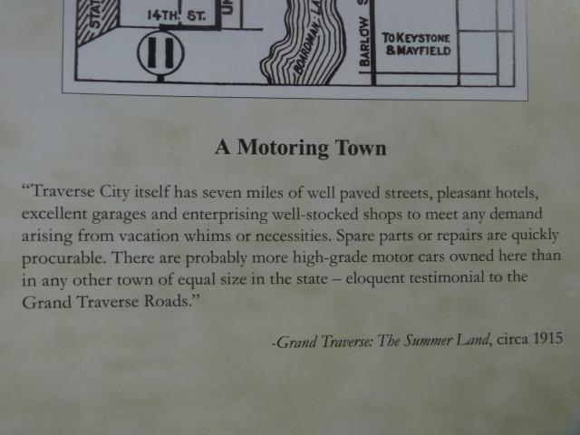 A Motoring town