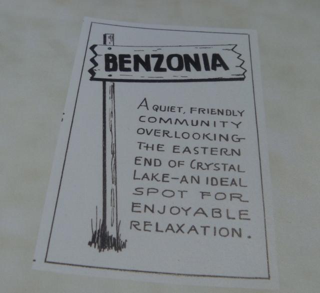Benzonia