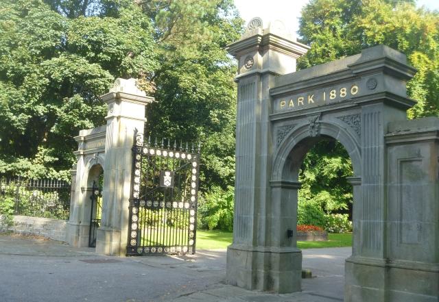 Gate Williamson Park