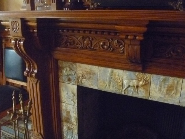 Hackley Fireplace