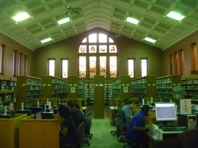 Hackley Library 1