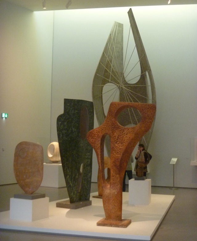 Hepworth Winged Figure