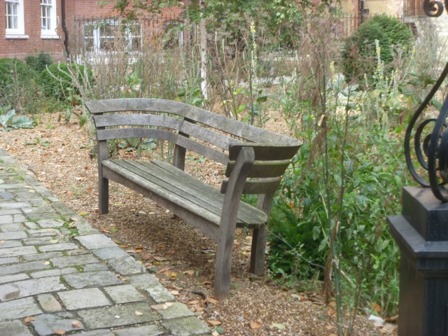 Quiet Comfort in Hare Court