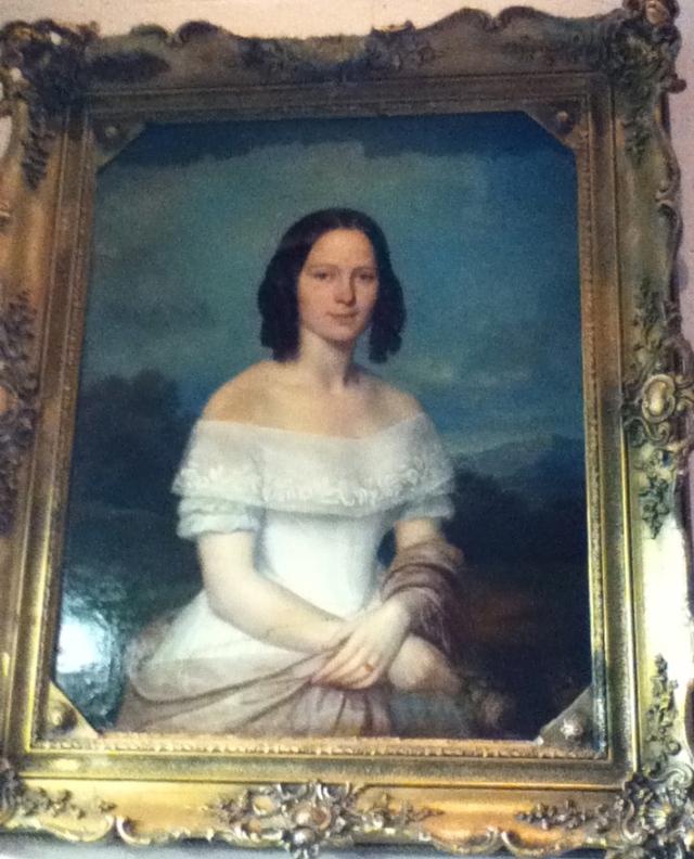 Sarah Losh portrait