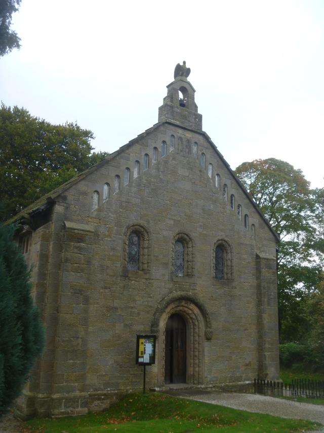 St Mary's Wreay