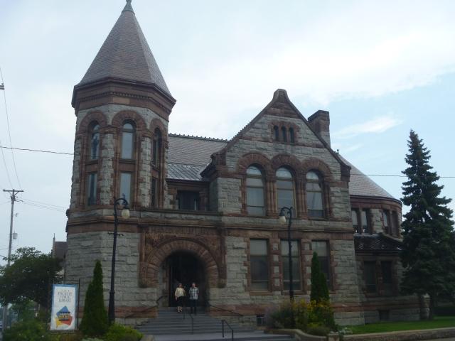 Hackley Library
