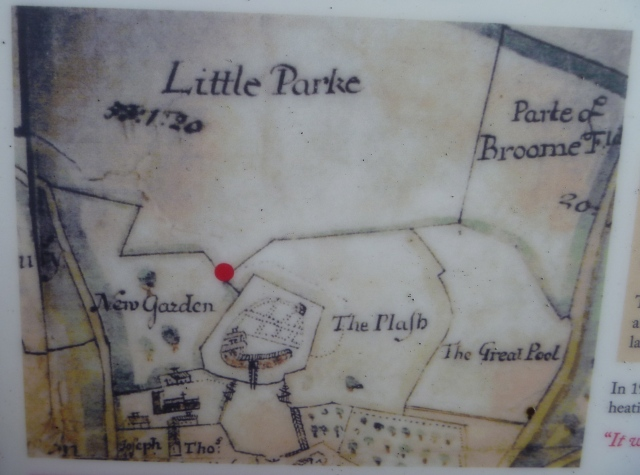 1690 Estate Map