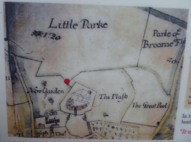 1690 Estate Map
