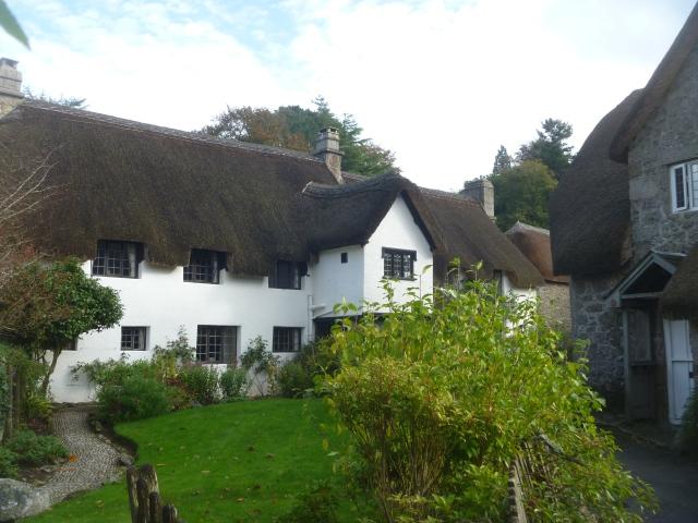 Wreyland Manor