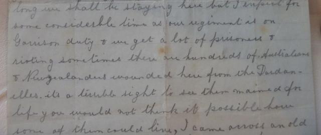 Marshal Letter
