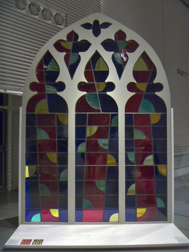 Conservatory Stained Glass