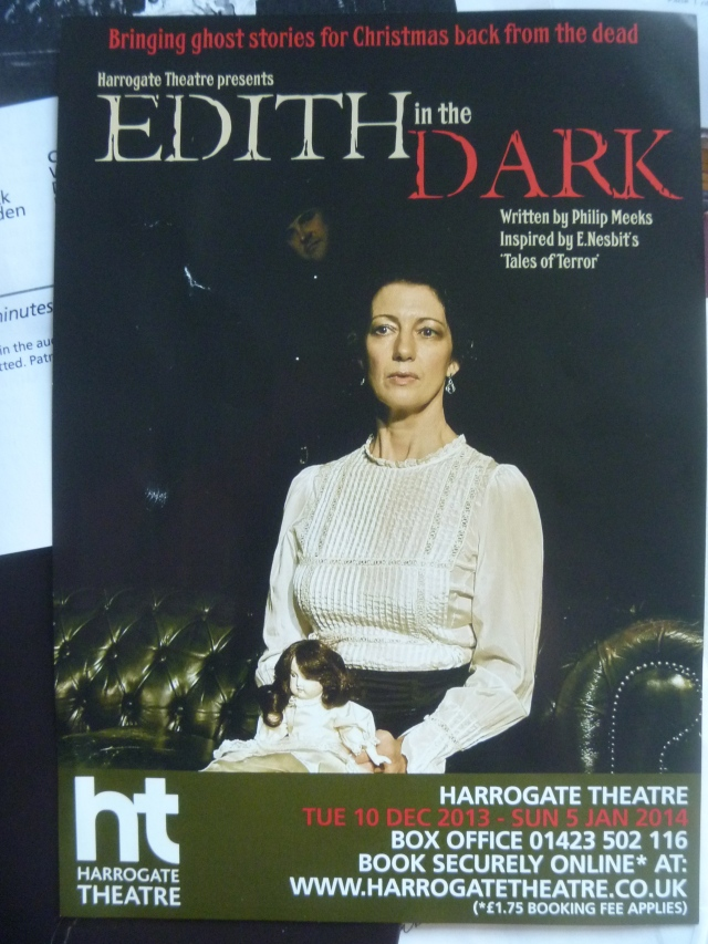 Edith in the Dark