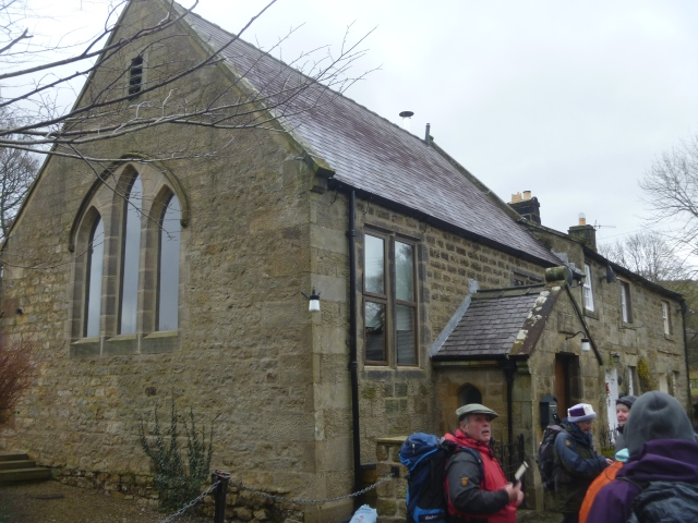 Bouthwaite chapel