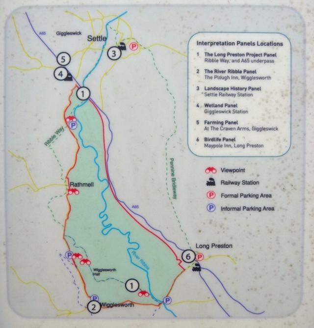 LPWGP map