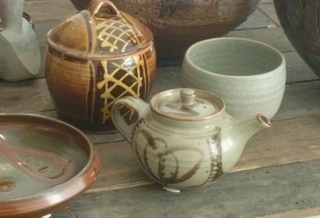 Teapots 8