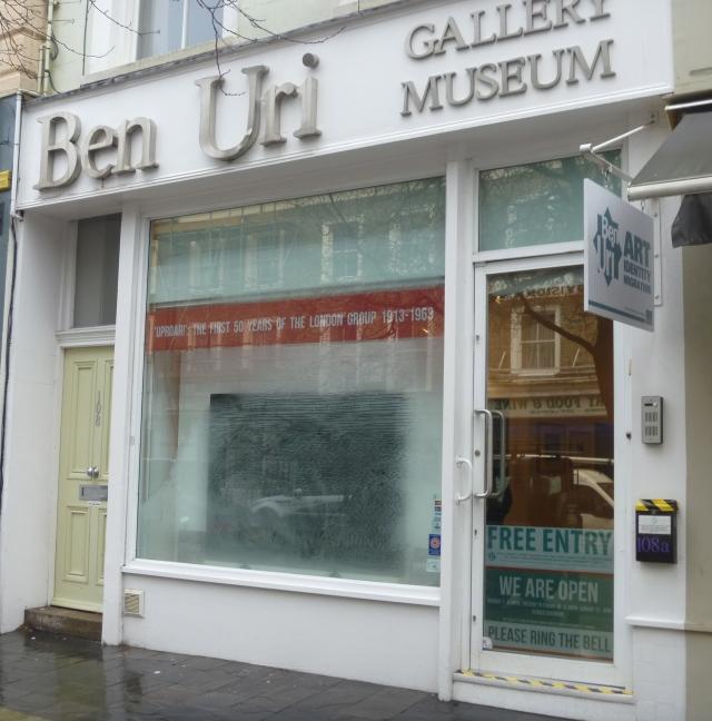 The Ben Uri