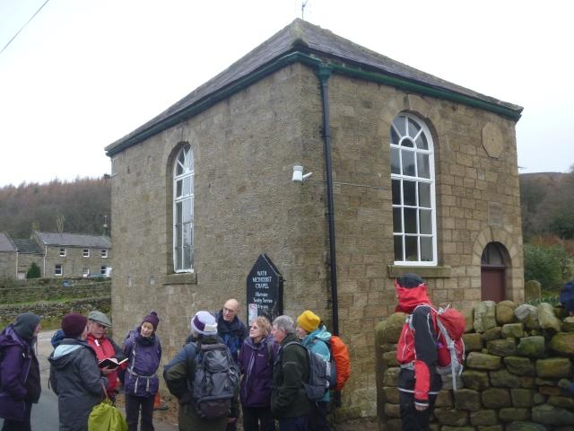 Wath chapel